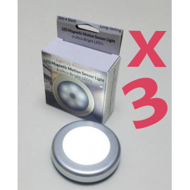 Pack de 3 Led Magnetic...