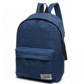 SAC A DOS TRAVEL BLEU