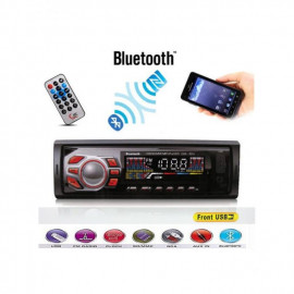 POSTE Radio Voiture  USB Bluetooth SD CARD -FM - AUX - MP3
